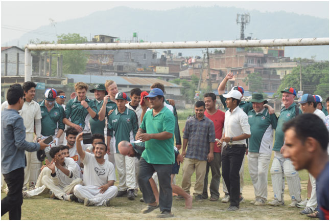 Chitwan-cricket
