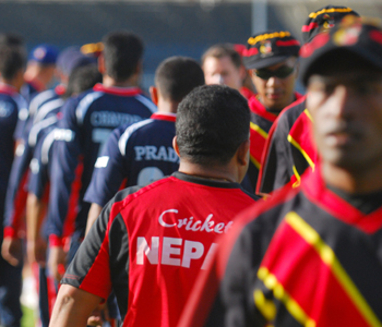 Nepal lost against PNG