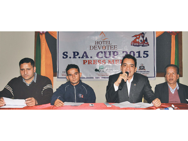 SPA Cup 2014
