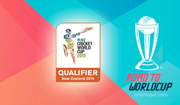 ICC Cricket World Cup Qualifier NewZealand 2014