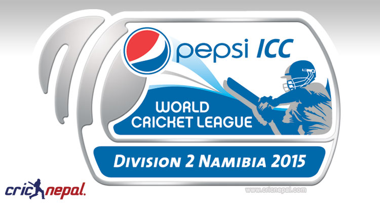 ICC World Cricket League Division 2 Namibia 2015