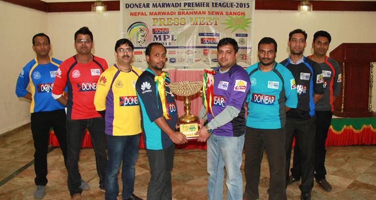 Marwadi Premier League 2015