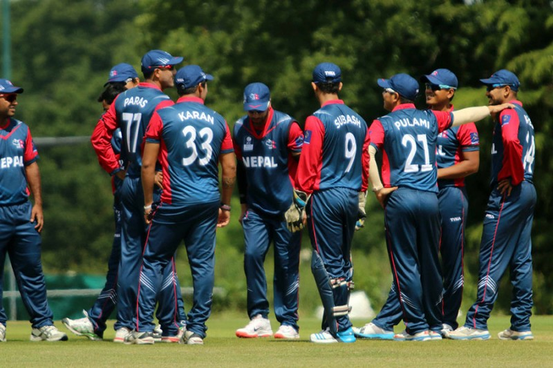 nepal-team-with-new-jersey-middlesex