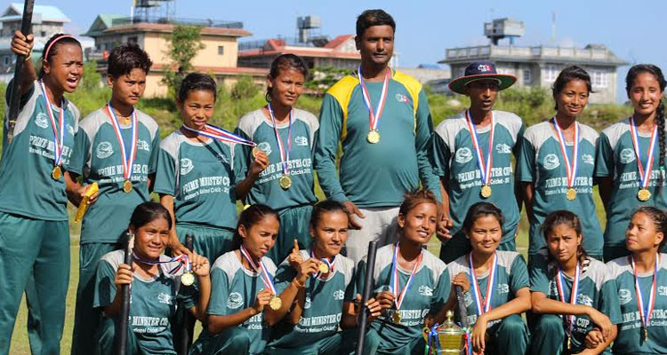 R7 Janakpur Women's team